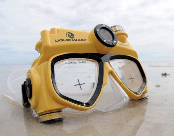 New Underwater Photography Gear For Summer, Scuba Mask ...