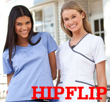 Dickies Hip Flip Scrubs