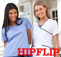 Dickies Hip Flip Scrubs