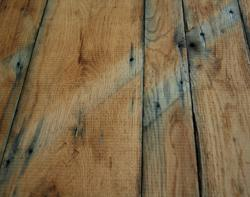 Antique Wood Salvaged From Demolition Of Old Drew
