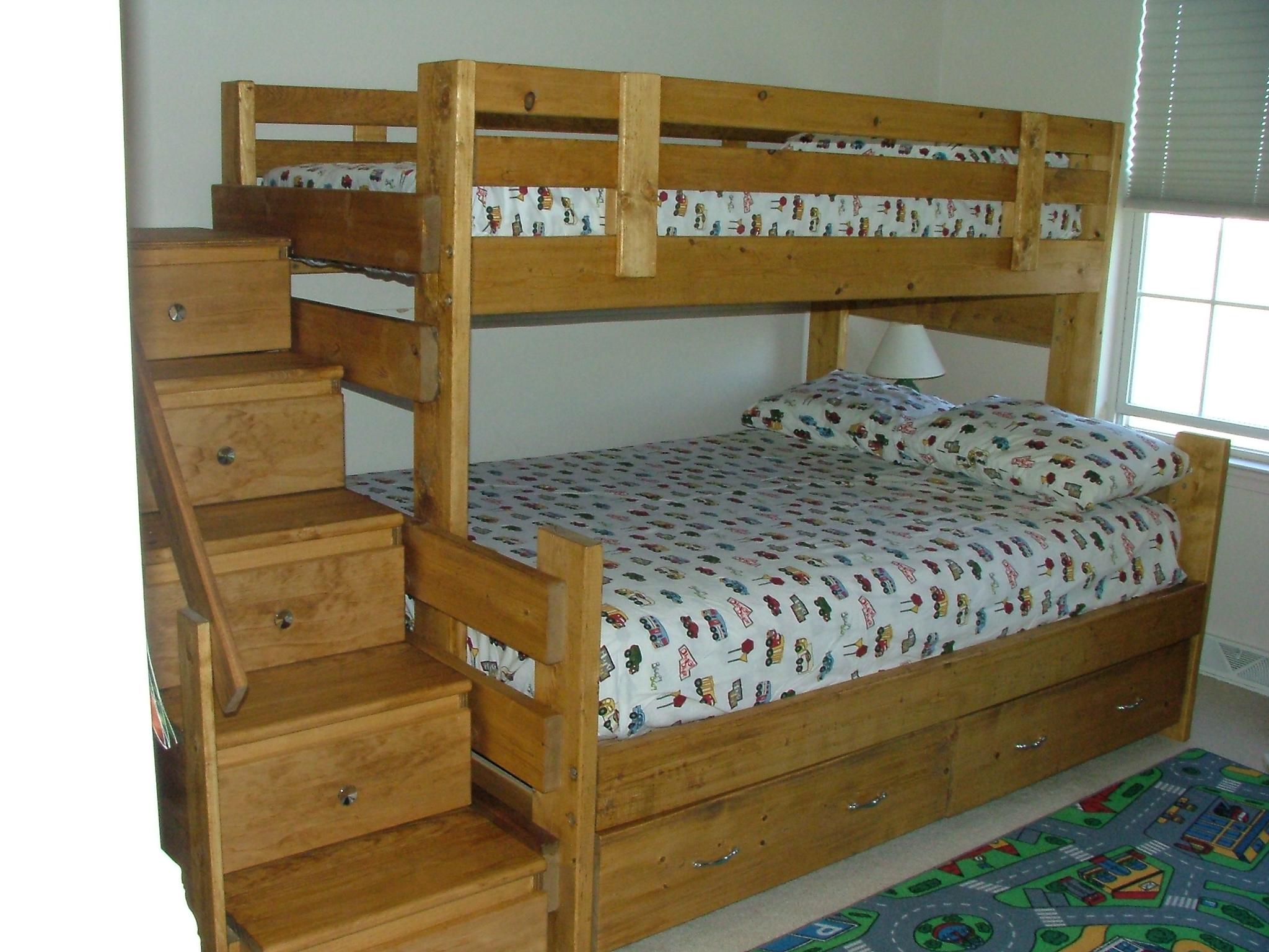 plans bunk beds
