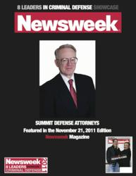 Summit Defense Review by Newsweek Magazine Names Attorney ...