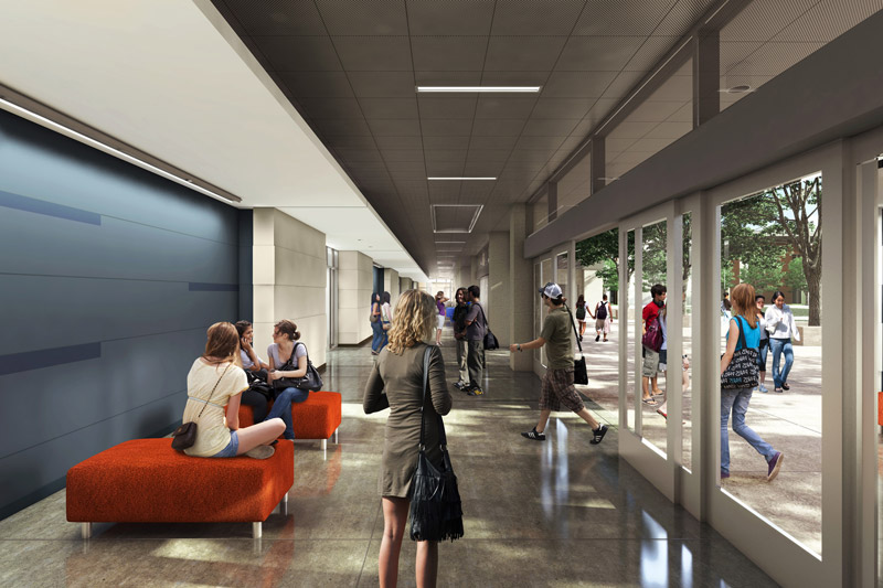 High School Design For A New Generation Of Students