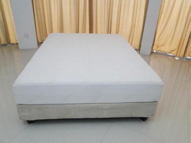 10 Inch Allure Queen Size Memory Foam Mattress