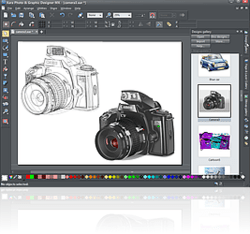 New Xara Photo & Graphic Designer MX and Xara Designer Pro X