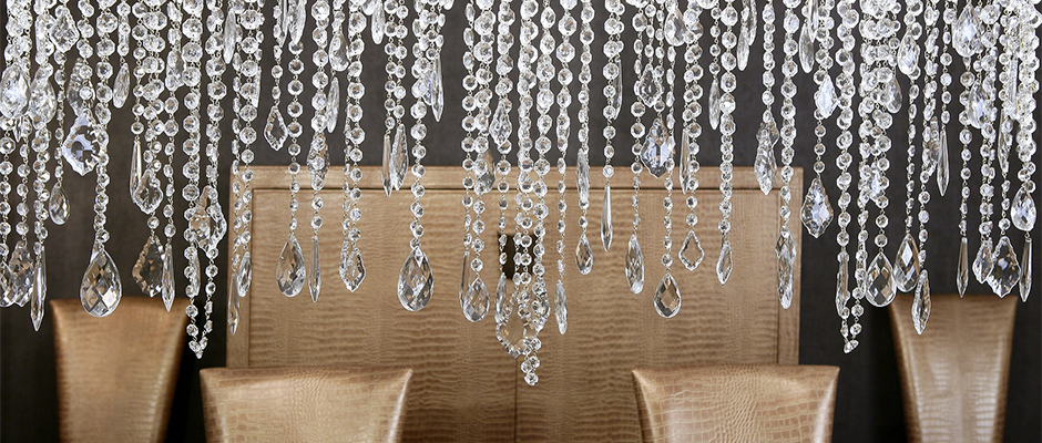 Crystal Prism World Releases A New Line Of Crystals For Chandeliers Weddings And Special Events