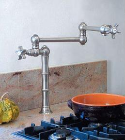 a guide to kitchen pot filler faucets