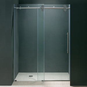 A Tip Sheet On Shower Doors Vs Shower Curtains Is Introduced By Home