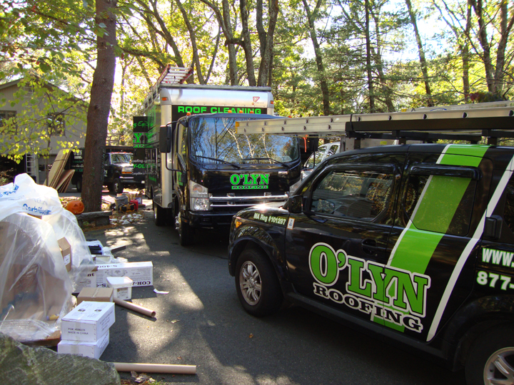 Local Contractor O Lyn Roofing Sponsors No Roof Left