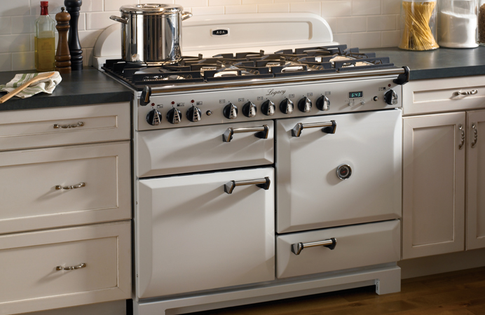 Introduces Special Package Deal On AGA Legacy Kitchen Appliances