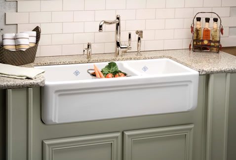 A Wide Selection Of Trendy Traditional Fireclay Kitchen Sinks Are Introduced By