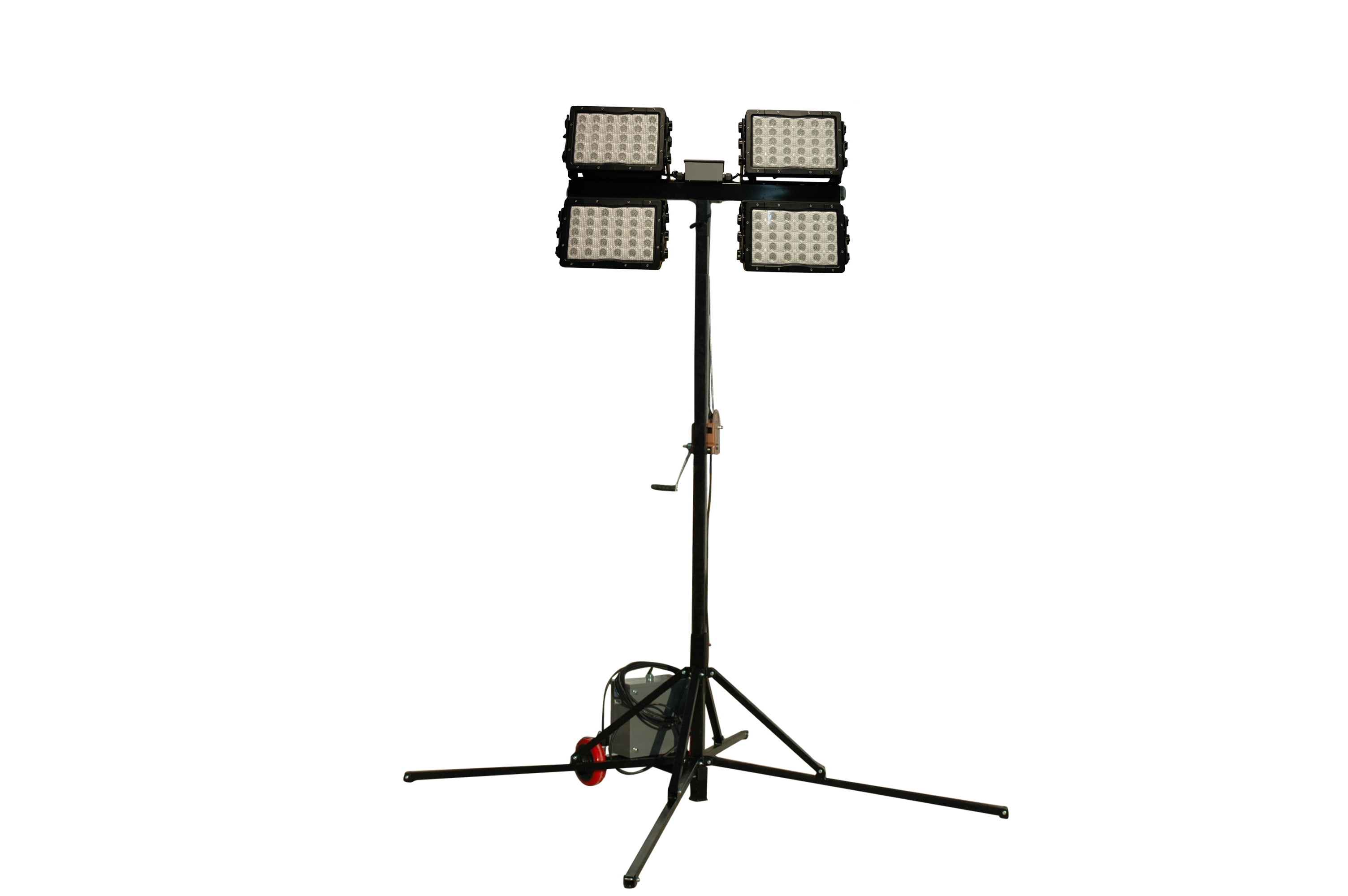Larson Electronics Releases Mini Light Tower With High