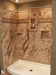 New Sentrel Shower Amp Tub Wall Panels The Glamorous Look