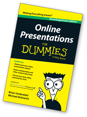 New Online Presentations For Dummies Book Is Complete
