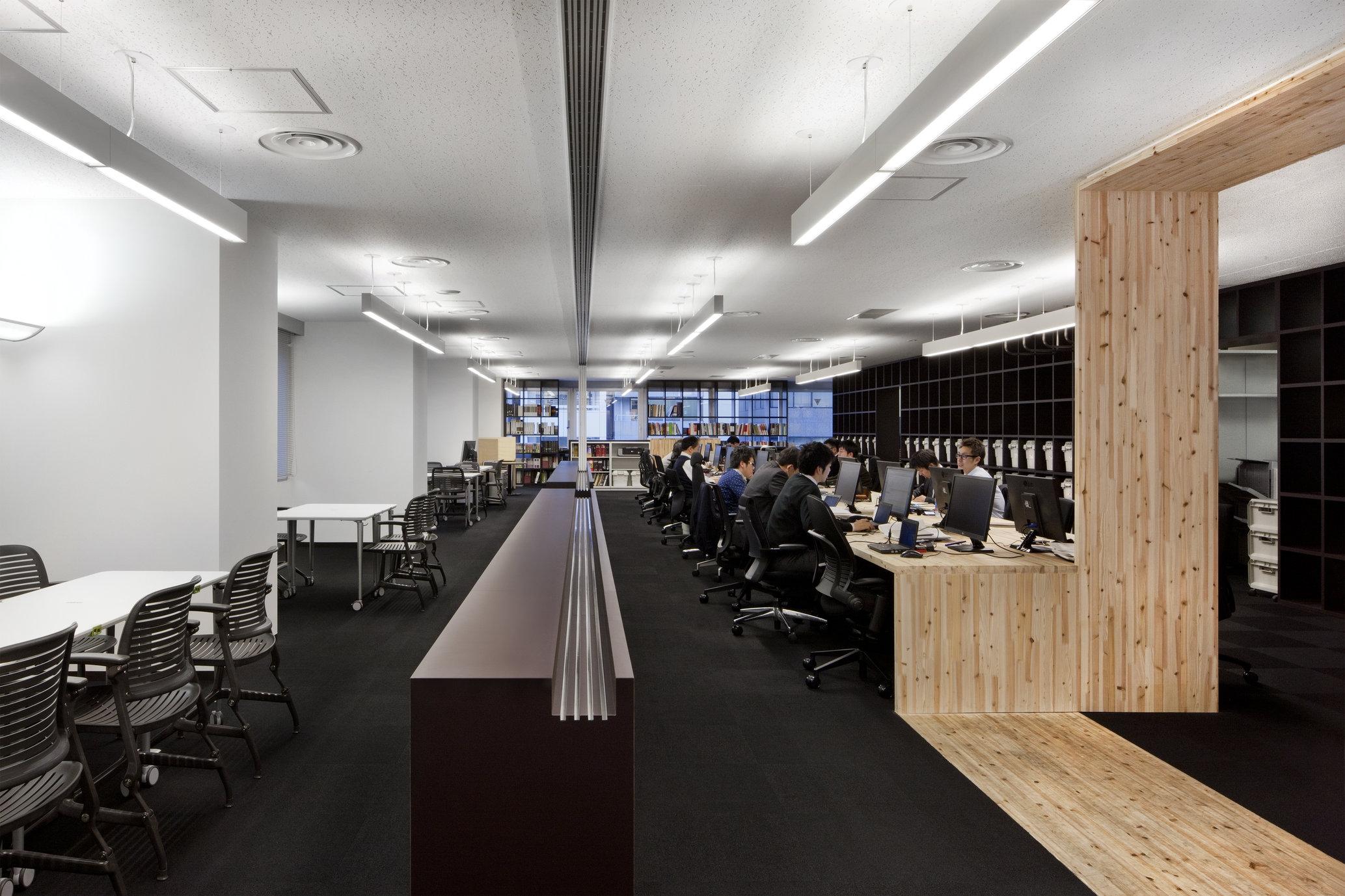 Office Design Company Midas Company Ltd Opens Newly