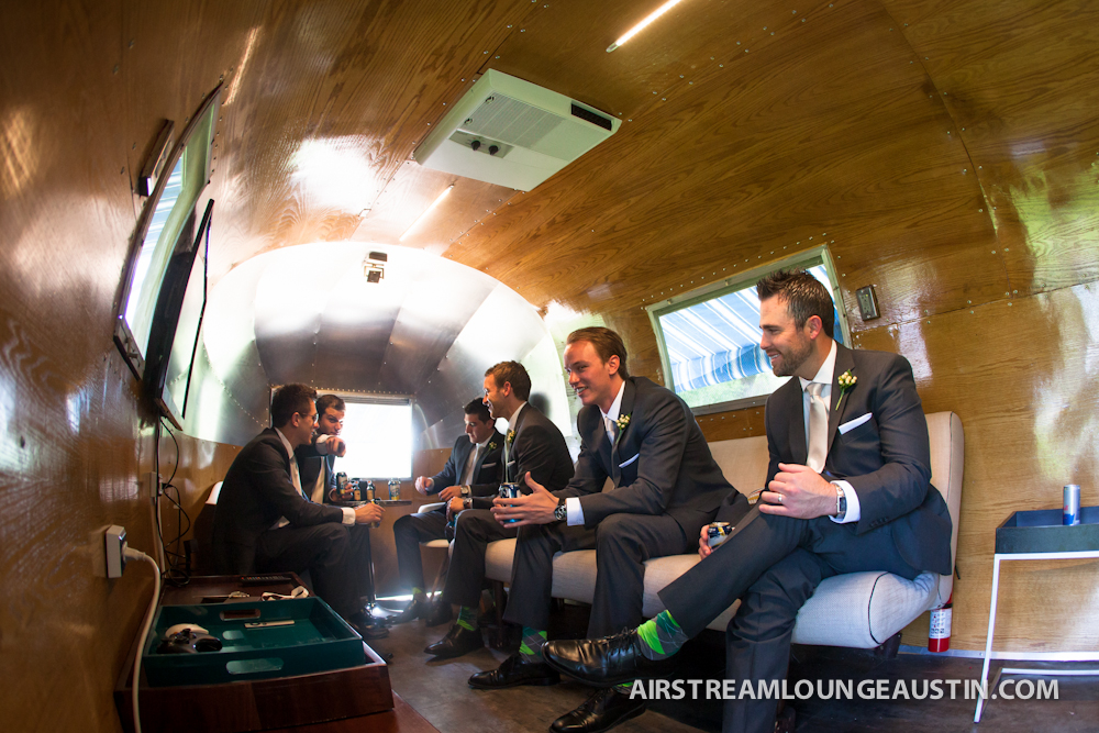 New Airstream Lounge And Bar Is A Big Hit With Corporate Event Planners For SxSW And ACL Music