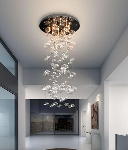 Homethangs Com Has Released An Introduction To Budget Friendly Glass Chandeliers