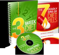 3 Week Diet Plan