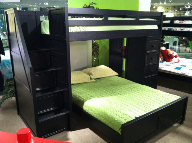 Justbunkbeds Com Releases The Updated Dillon Twin Full