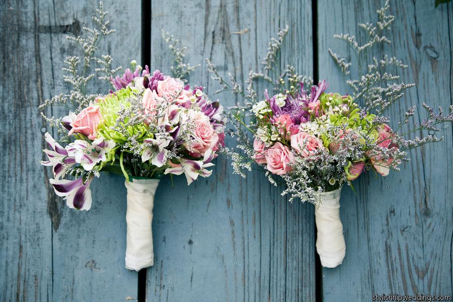 August Is Wildflower Wedding Month