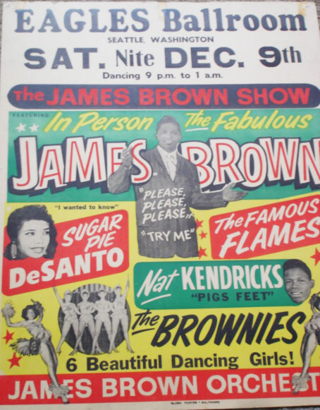 Vintage Concert Poster Buyer Announces His Search For