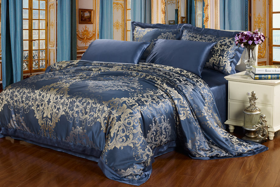 Halloween Promotion On Fall Silk Comforter Sets Available