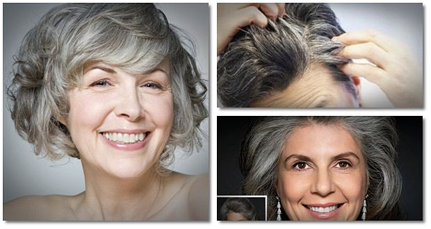 19 New Tips Teach People How To Stop Grey Hair Naturally