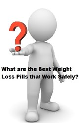 What Are The Best Weight Loss Pills that Work?