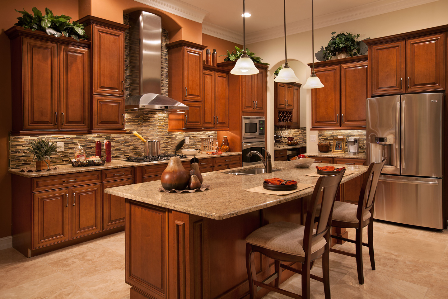 Fiddler's Creek Announces Washington Model Open in Chiasso on Model Kitchen Images  id=90875