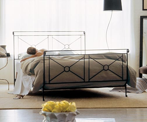 Charles P Rogers Bed Chosen By Hollywood Set Decorators For Scorseses The Wolf Of Wall Street