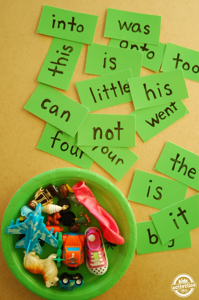 Sight Word Games Have Been Published On Kids Activities Blog