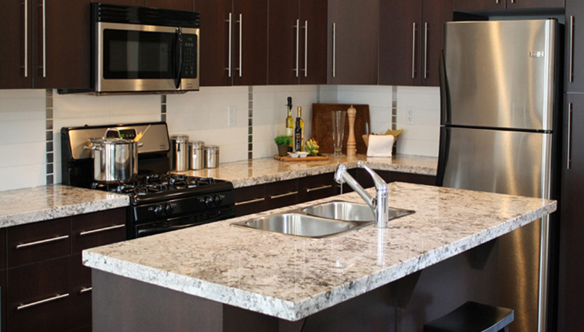 Joey's Kitchen Countertops Releases a Brand New Website on Modern:0Bjn4Cem9Be= Kitchen Counter  id=78440