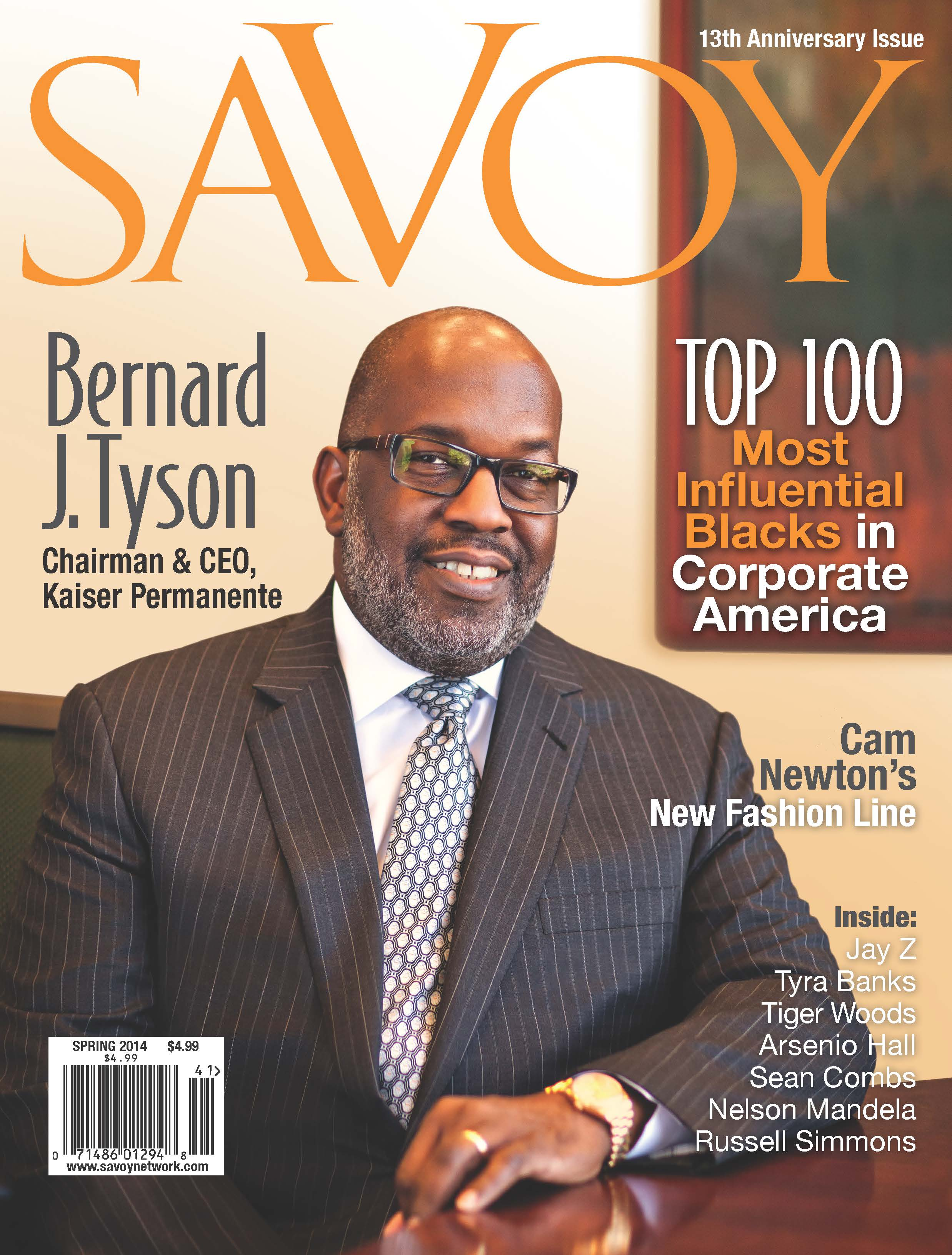 Top 100 Most Influential Blacks In Corporate America