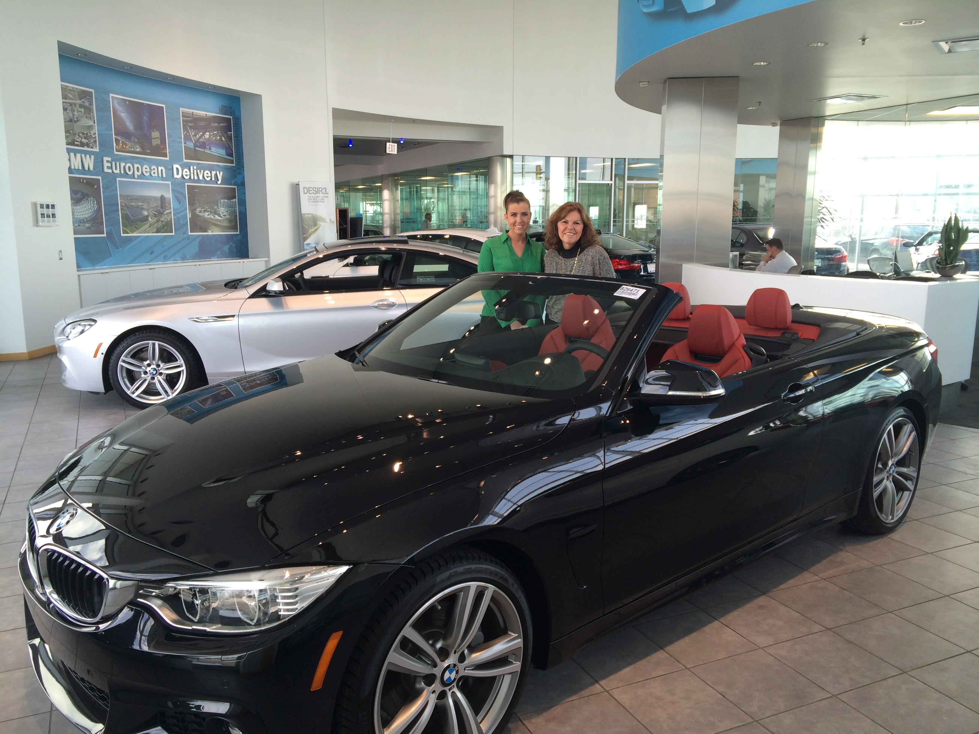 Bill Jacobs BMW Announces Arrival of 2014 BMW 4 Series Convertible