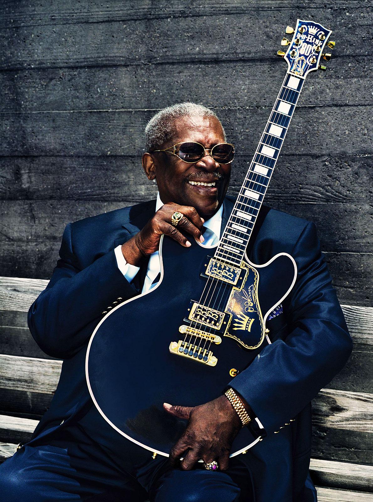 Blues Guitarist B B King To Perform At Bridgeport S Klein Auditorium