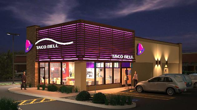 Taco Bell 174 Franchise Aksan United Fortune Inc Gives The