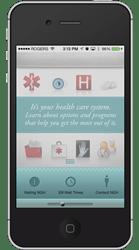 Norfolk General Hospital iPhone App