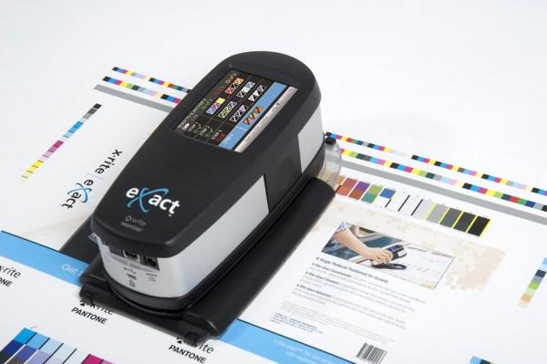Market-Leading X-Rite eXact Spectrophotometer Platform ...