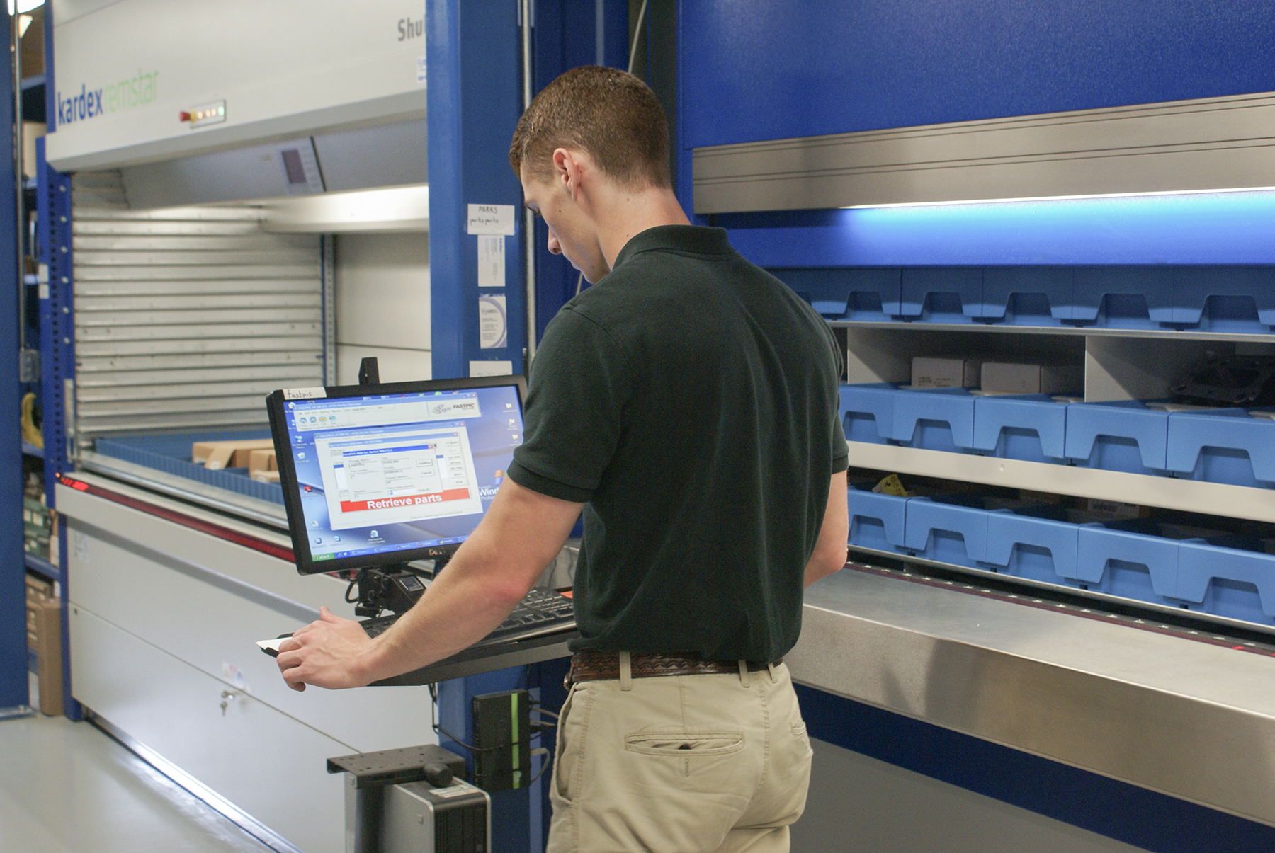 Kardex Remstar Dynamic Storage Solutions Increase Accuracy To Reduce Mispicks