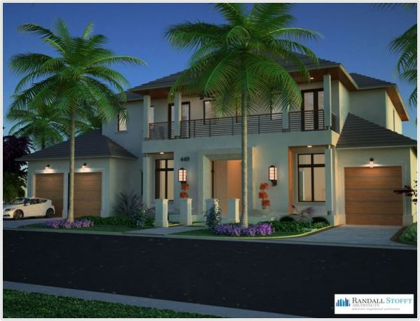Two New Contemporary Fort Lauderdale Homes Designed by