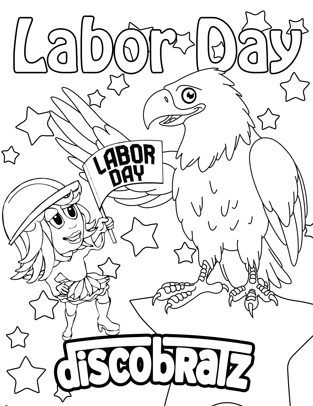 Discobratz Celebrates The Workers Of The World With A