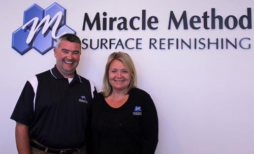 Miracle Method Surface Refinishing Opens In Cincinnati Market