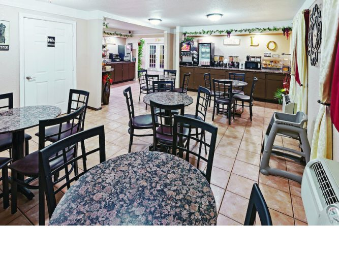 Affordable Seating Helps La Quinta Inn, Ardmore Update Its