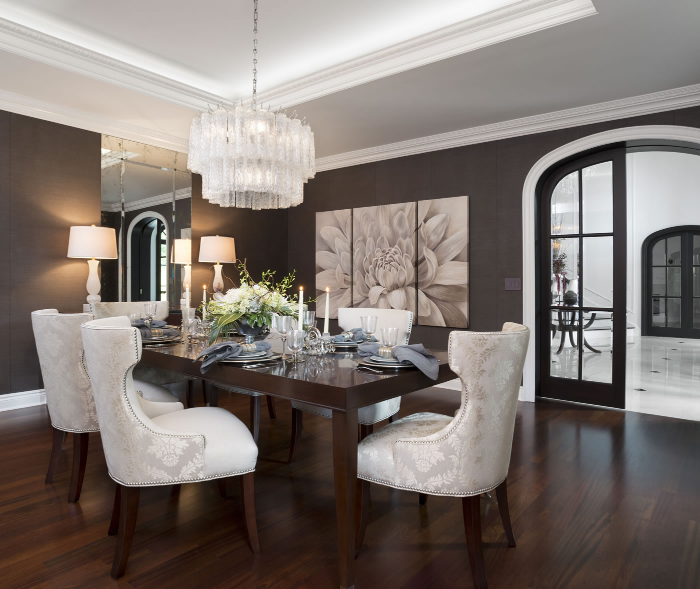 Tutto Interiors A Michigan Interior Design Firm Receives Multiple Awards For Bloomfield Hills