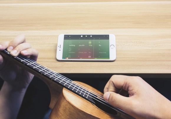 Learn Ukulele Songs with the iUke 2 App
