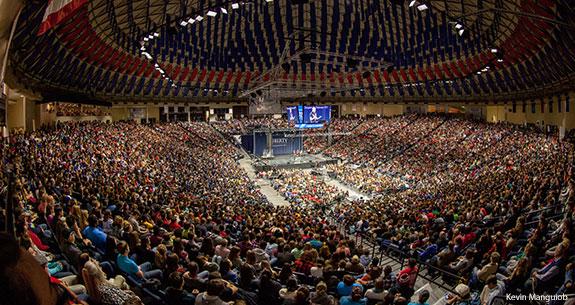 Spring 2015 Convocation Schedule Includes Virginia