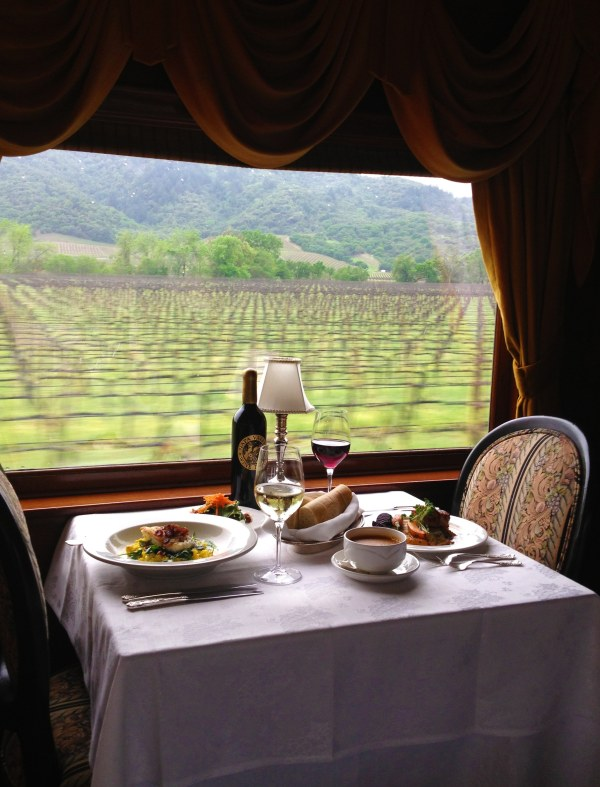 Napa Valley Wine Train Teams Up with Diablo Valley Hotels ...