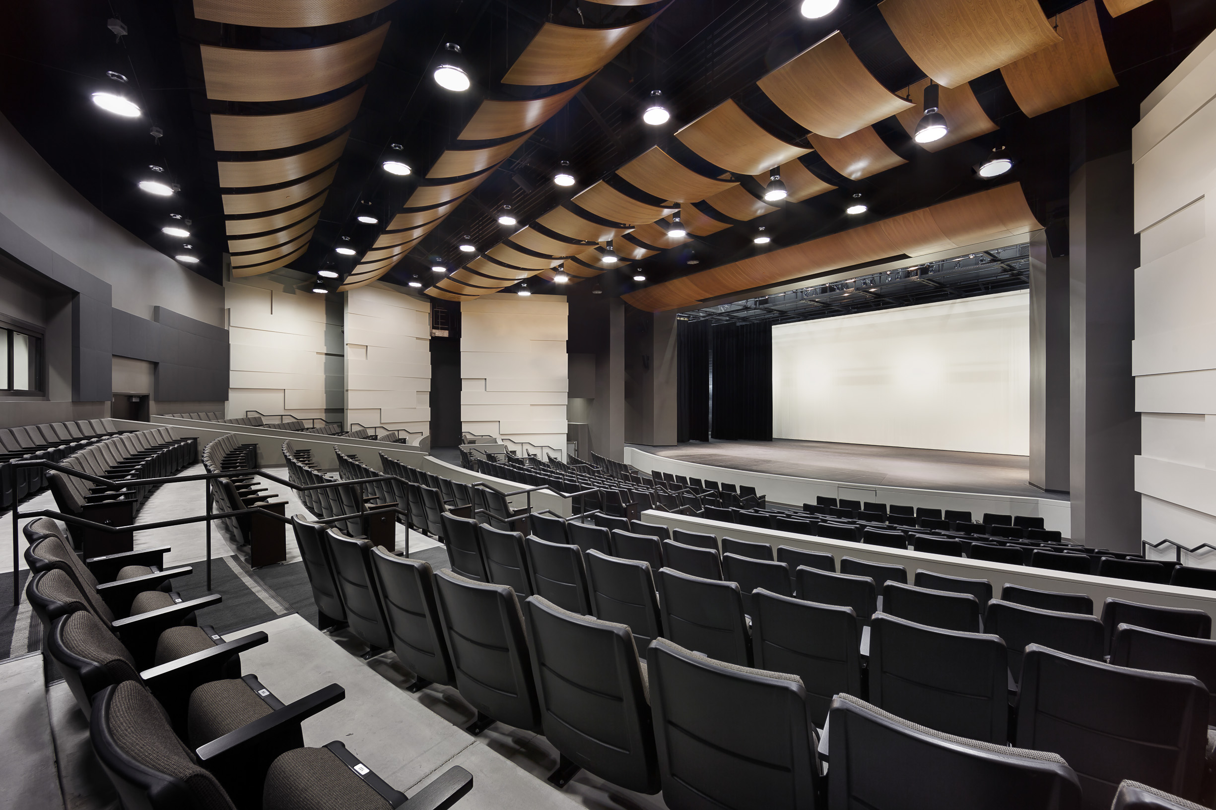 High School Receives High Honor For Design Transformation By Lpa Inc