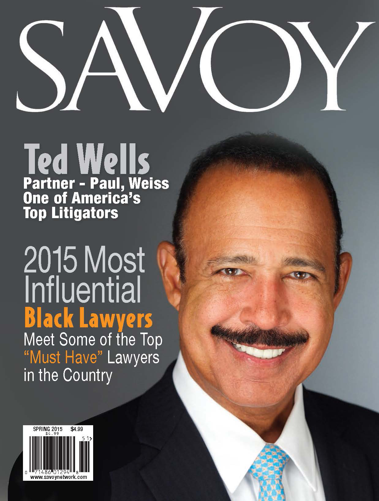 Savoy Magazine Announces The Most Influential Black