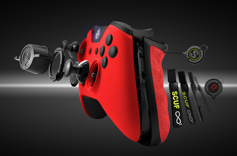 Scuf Gaming Launches Infinity1 Giving Gamers The Power To